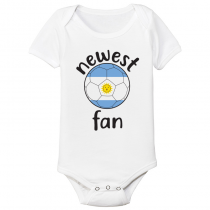 Baby Bodysuit Country pride Argentina