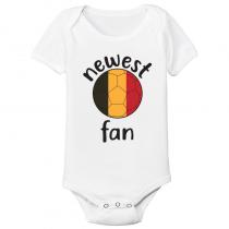 Baby Bodysuit Country pride Belgium