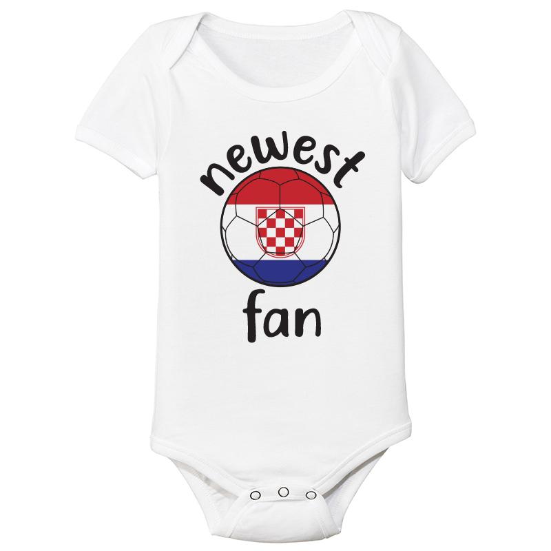 Baby Bodysuit Country pride Croatia