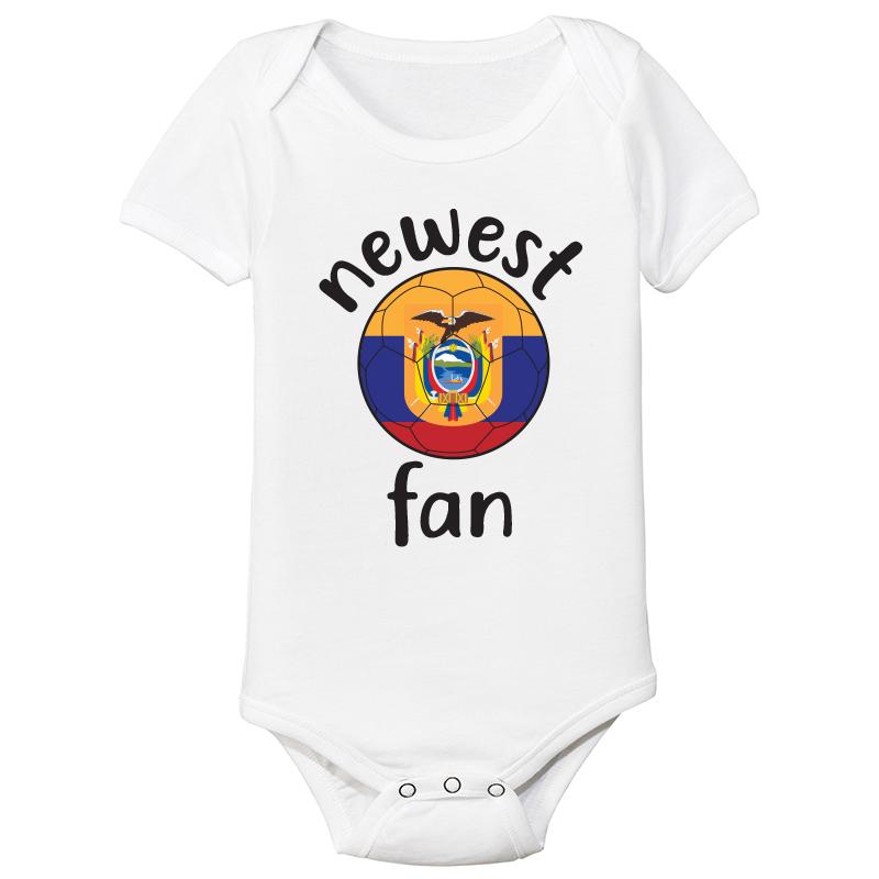 Baby Bodysuit Country pride Ecuator