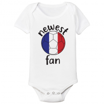 France Baby Bodysuit  Country pride