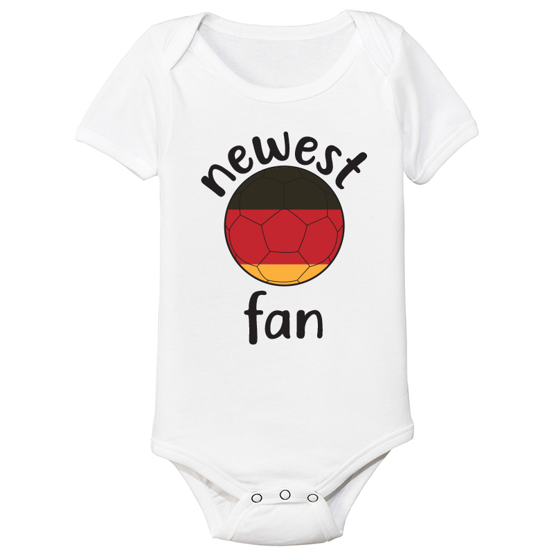 Baby Bodysuit Country pride Germany