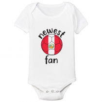 Peru Baby Bodysuit  Country pride