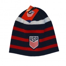United States Adult's Reversible Beanie USA