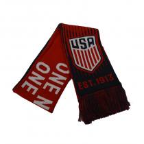 United States Adult's Scarf Reversible US Soccer