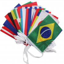 Flags 2018 World Cup