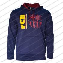FC Barcelona Men's Adult  Hoodie Big Logo