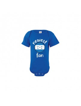 Honduras Newest Fan Baby Soccer Bodysuit