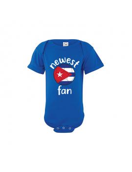 Cuba Newest Fan Baby Soccer...