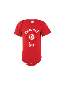 Tunisia Newest Fan Baby...