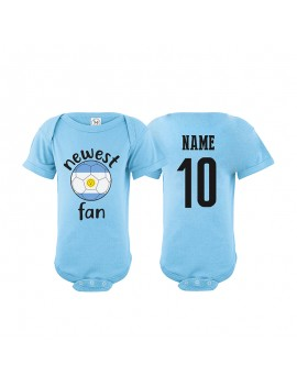 Argentina Newest Fan Baby...