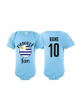 Uruguay Newest Fan Baby...