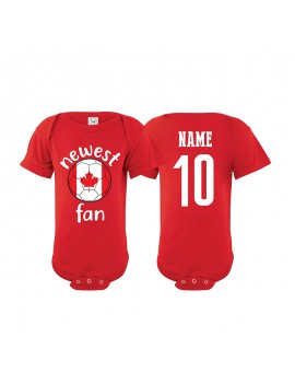 Canada Newest Fan Baby...