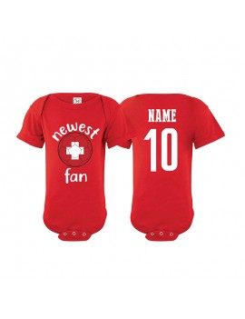Switzerland Newest Fan Baby...