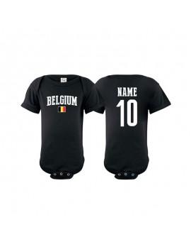 Belgium world cup fifa 2018 Baby Soccer Bodysuit t-shirt jersey