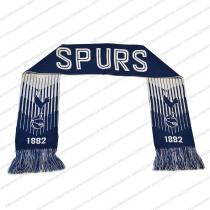 Tottenham Hotspur F.C. Scarf Reversible Blue White