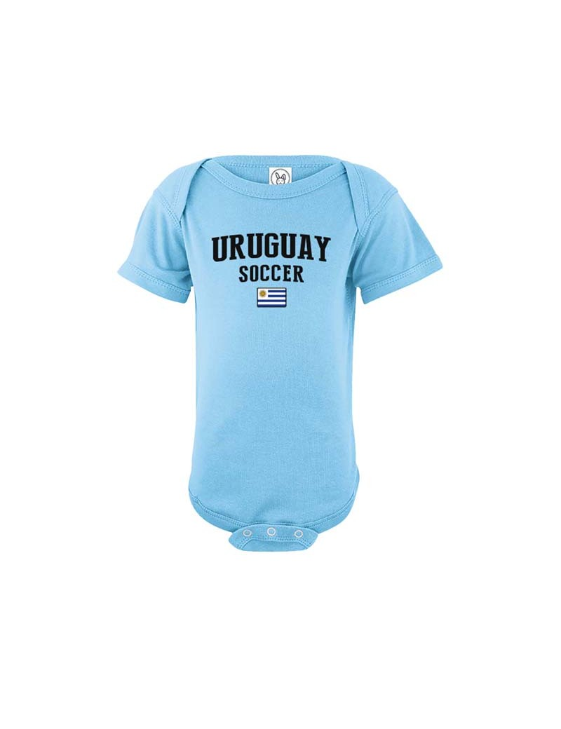 5f8cddab5 Uruguay 2018 FIFA World Cup Russia Essential Infant bodysuit The ...