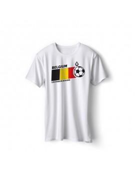 Belgium World Cup Retro...