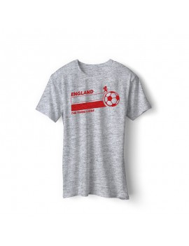 England World Cup Retro Men's Soccer T-Shirt