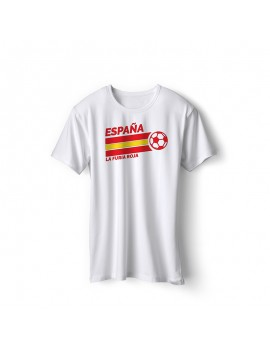 Spain World Cup Retro Men's...