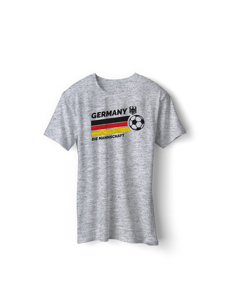 Germany World Cup Retro Men's Soccer T-Shirt