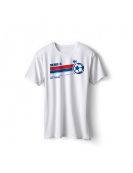 Serbia World Cup Retro...