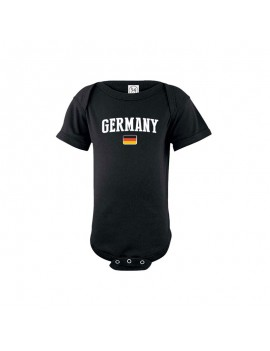 Germany country world cup 2018  Baby Soccer Bodysuit, jersey, t-shirts