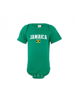 Jamaica flag world cup Baby...