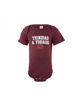 Trinidad & Tobago world cup Baby Soccer Bodysuit