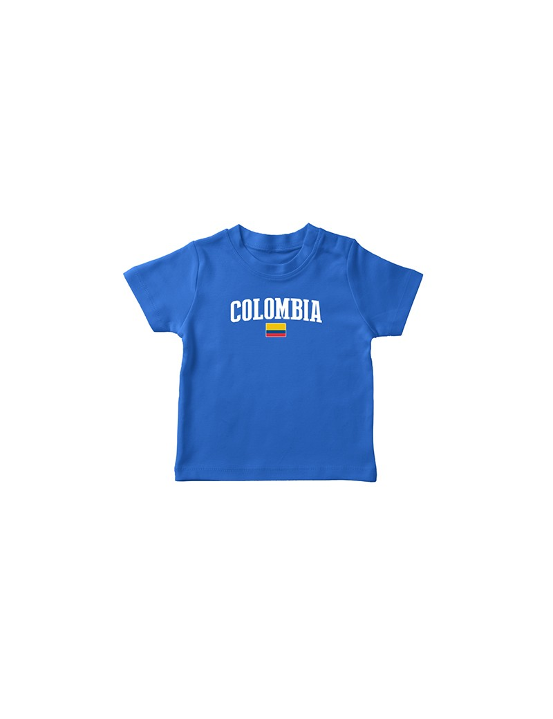 2f3206689 Colombia World Cup Baby Soccer T-Shirt