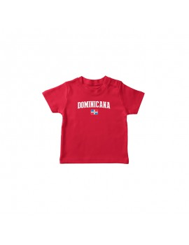 Dominican Republic World Cup Baby Soccer T-Shirt
