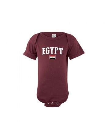 b9cc4e240cb Egypt World Cup Baby Soccer T-Shirt| The Sports Ego