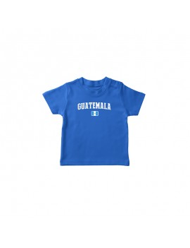 Guatemala World Cup Baby Soccer T-Shirt