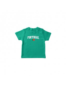 Portugal World Cup Baby Soccer T-Shirt