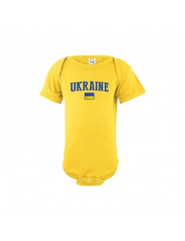 Ukraine World Cup Baby...