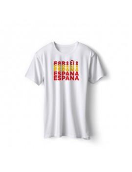 Spain World Cup Retro Men's...