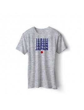 Japan World Cup Retro Men's Soccer T-Shirt