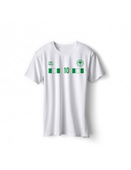 Nigeria World Cup Retro Men's Soccer T-Shirt