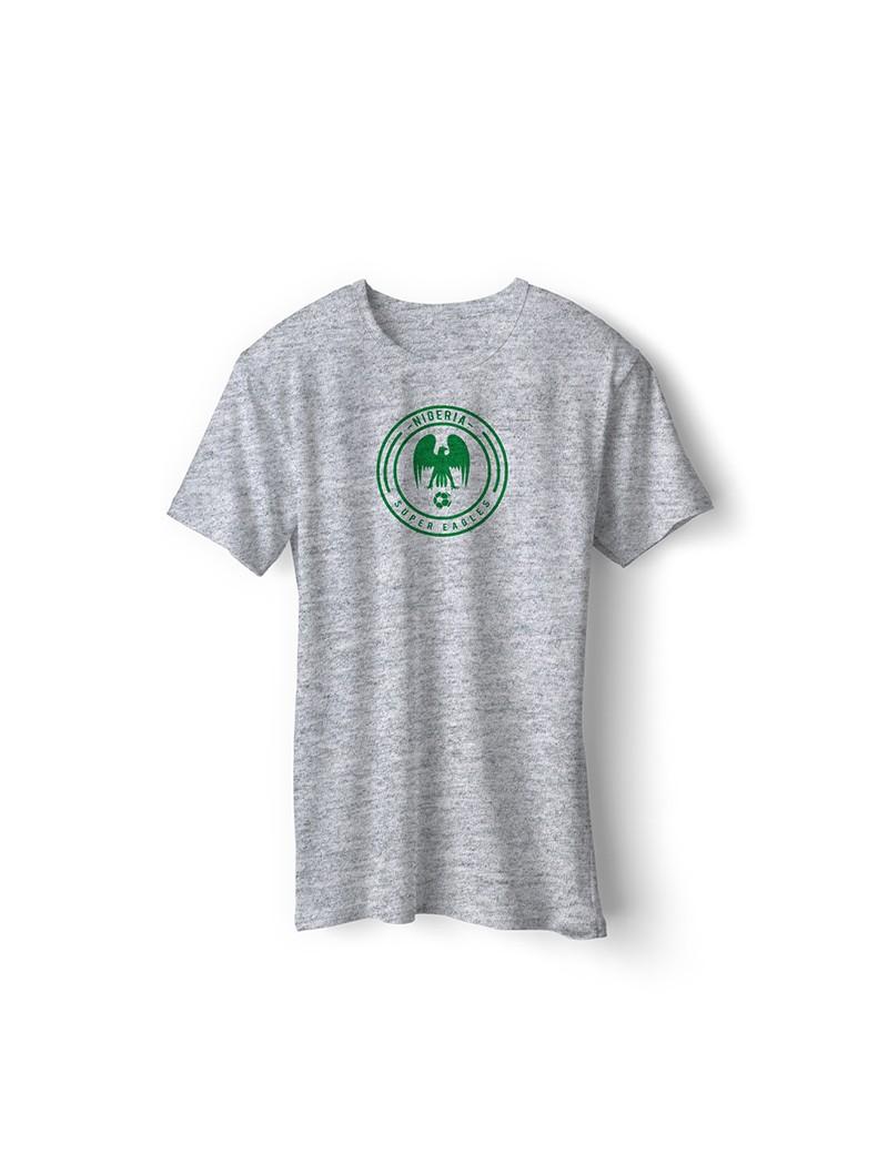 Nigeria World Cup Retro Men's Soccer T-Shirt