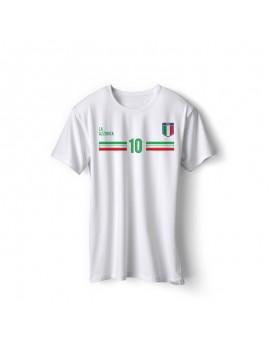 Italy World Cup Retro Men's Soccer T-Shirt
