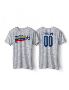 Colombia World Cup Retro...