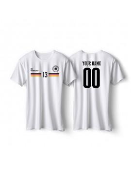 Germany World Cup Retro Men's Soccer T-Shirt