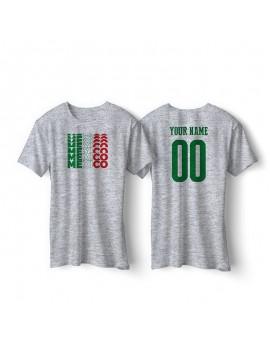 Mexico World Cup Retro Men's Soccer T-Shirt