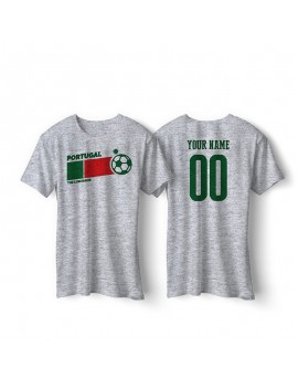 Portugal World Cup Retro Men's Soccer T-Shirt