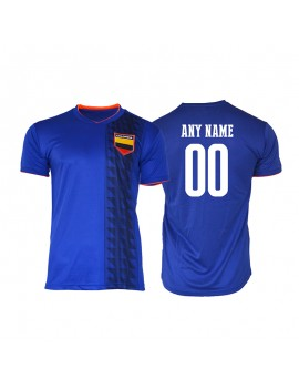 Colombia World Cup Men's young and kids Soccer Jersey