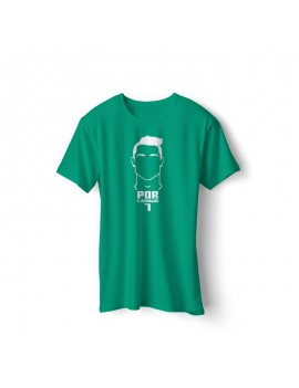 Portugal Men's Soccer T-Shirt Player Ronaldo