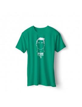 Portugal Men's Soccer T-Shirt Player Ronaldo