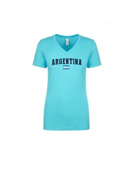 Argentina World Cup T-Shirt woman