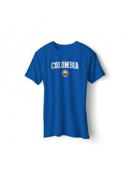 Colombia Men's Soccer T-Shirt world cup