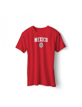 Mexico Men's Soccer T-Shirt world cup